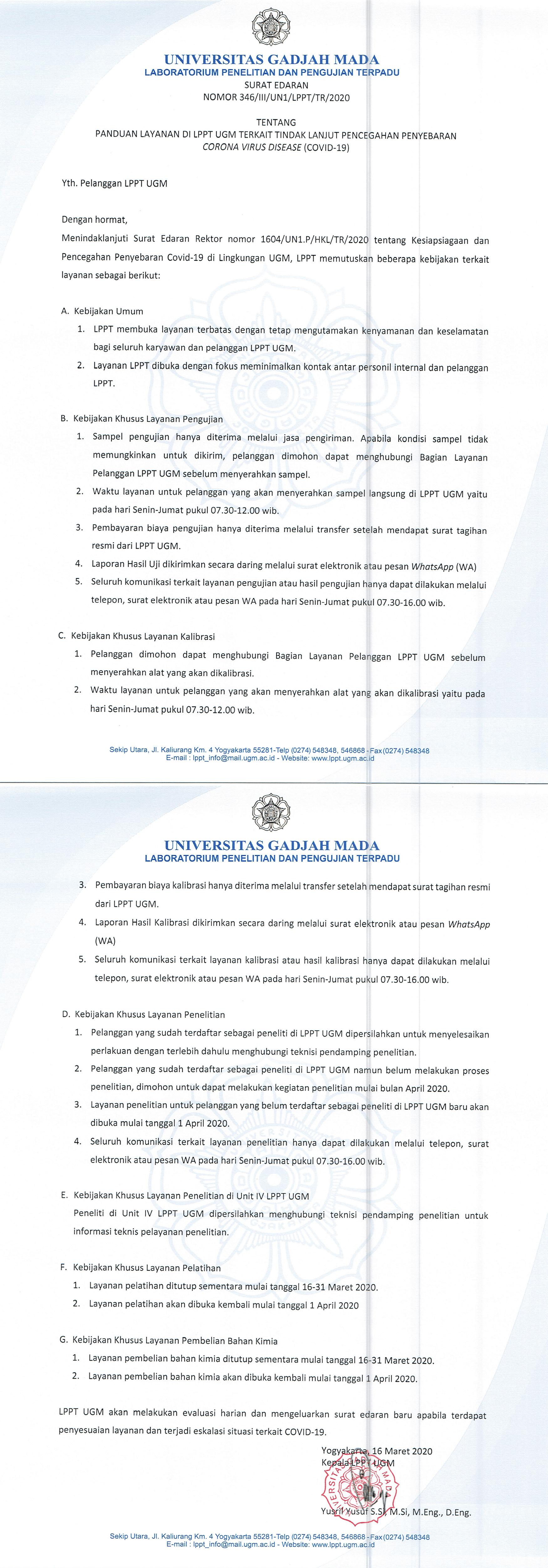 Madi Page 2 Laboratorium Penelitian Dan Pengujian Terpadu